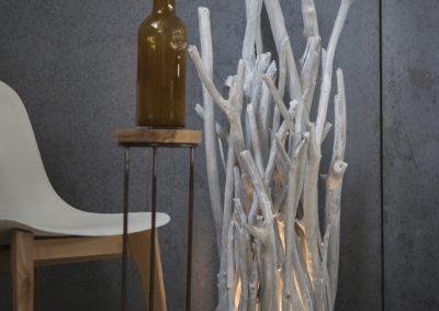 Lampa stojąca - Gałęzie