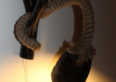 Lampa Kinkiet Gałąź