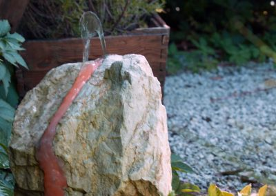 Lampa ogrodowa - Fonntanna