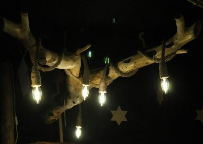 Lampa wisząca - Gałąź